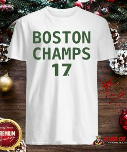 Boston Champion 17 Shirt