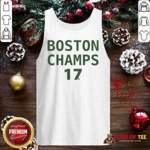 Boston Champion 17 Tank Top