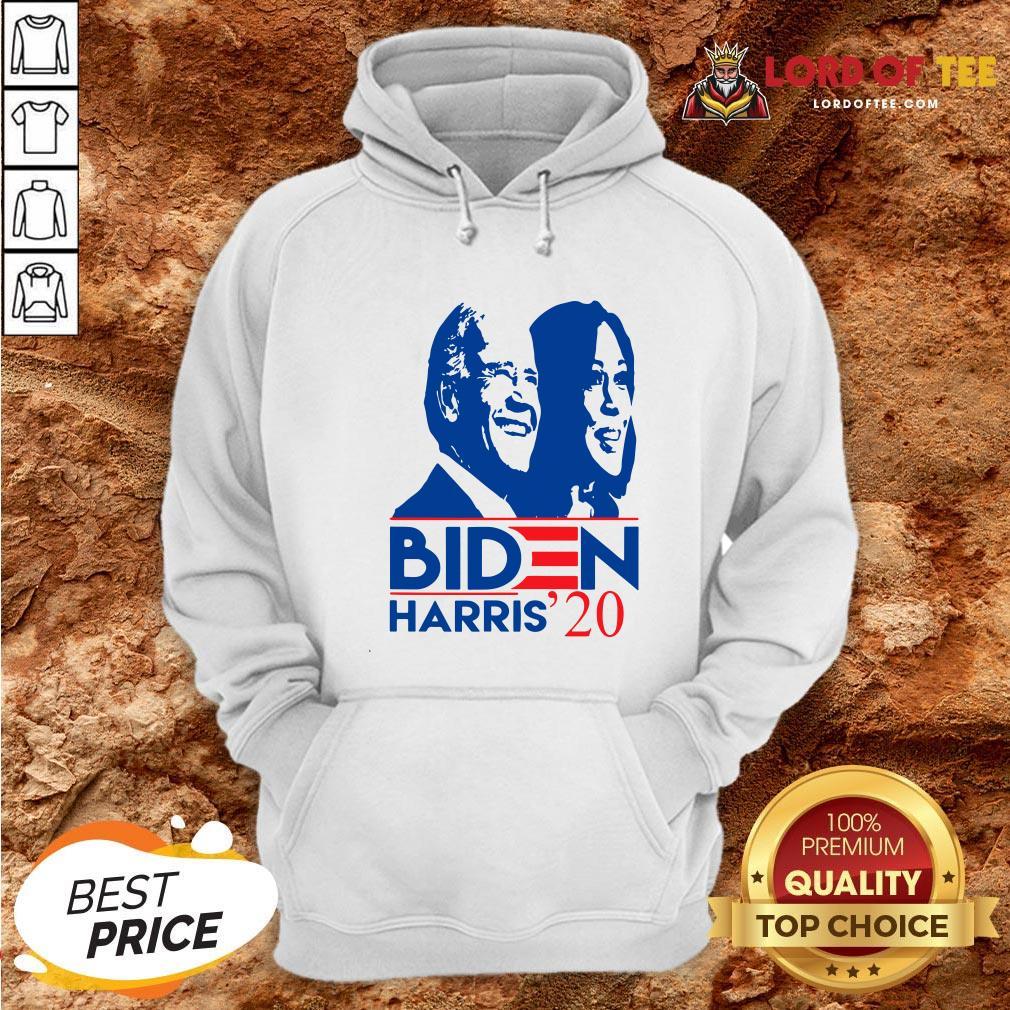Premium Joe Biden Kamala Harris 2020 Election Democrat Liberal Hoodie