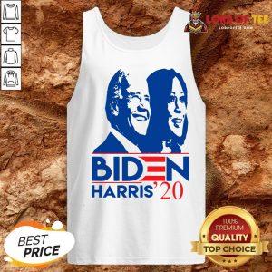 Premium Joe Biden Kamala Harris 2020 Election Democrat Liberal Tank Top