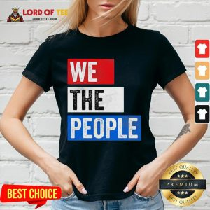 Premium We The People Election V-neck