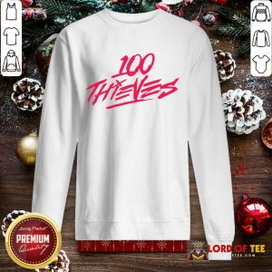 Los Angeles 100 Thieves SweatShirt