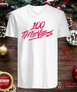 Los Angeles 100 Thieves V-neck