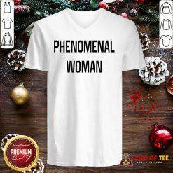 Phenomenal Woman V-neck
