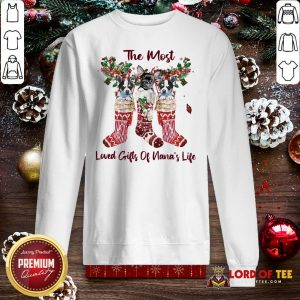 Pretty The Most Loved Gifts Of Nana's Life SweatShirt