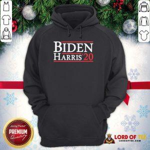 Top Biden Harris 2020 TShirt Democrat Elections President Vote Hoodie