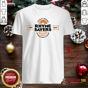 Rhymesayers Merch Rhymesayers Rse25 Shirt