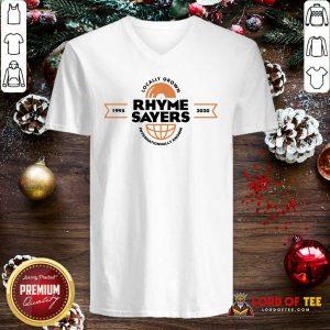 Rhymesayers Merch Rhymesayers Rse25 V-neck