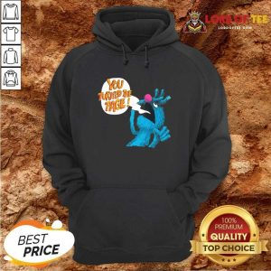 Puppet Monster You Turned The Page Hoodie - Desisn By Lordoftee.com