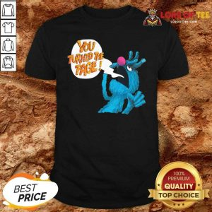 Puppet Monster You Turned The Page Shirt - Desisn By Lordoftee.com