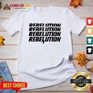 Rebelution Merch V-neck - Desisn By Lordoftee.com