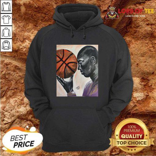 Michael Jordan Basketball Hoodie - Desisn By Lordoftee.com