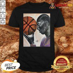 Michael Jordan Basketball Shirt - Desisn By Lordoftee.com