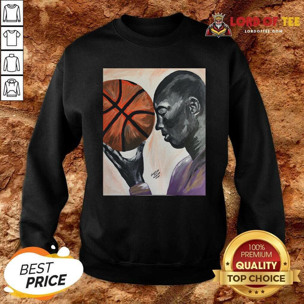 Michael Jordan Basketball Sweatshirt - Desisn By Lordoftee.com