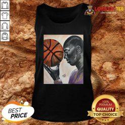 Michael Jordan Basketball Tank Top - Desisn By Lordoftee.com