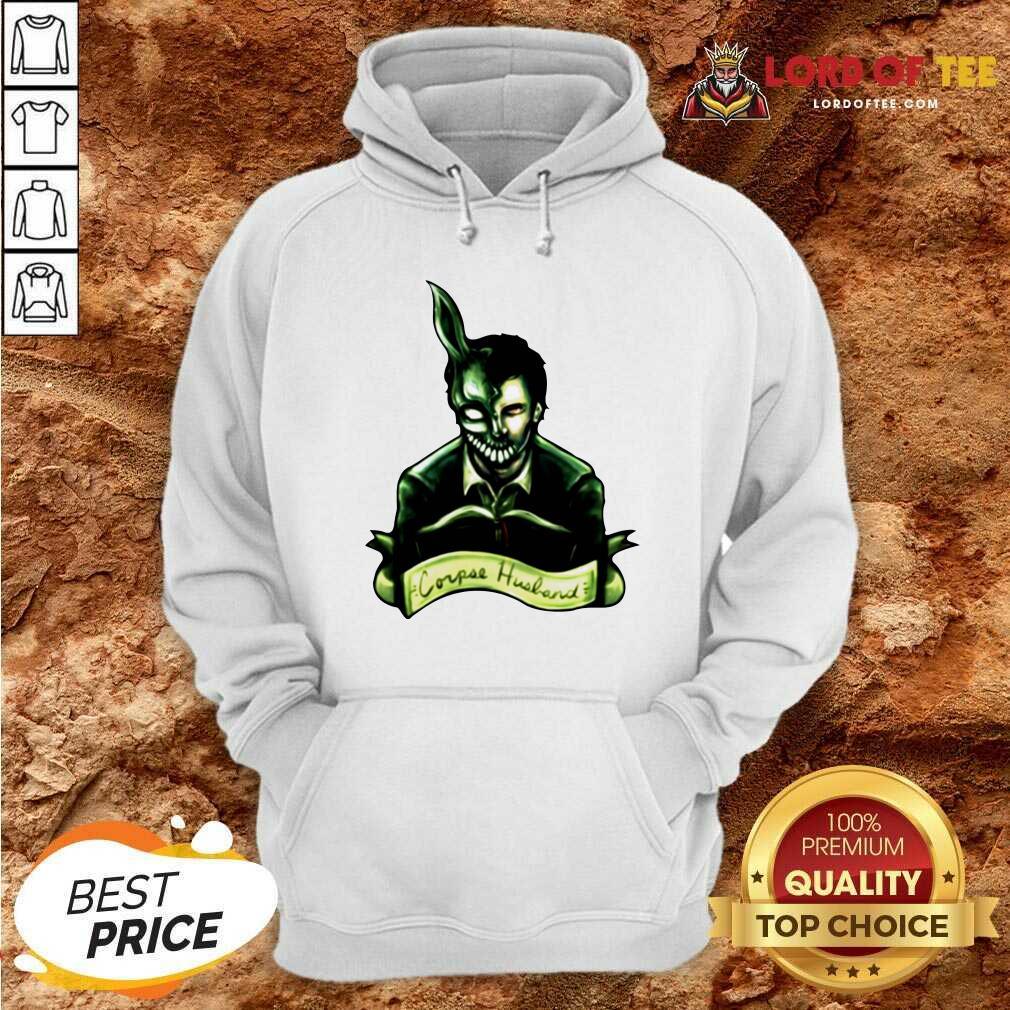 Corpse Husband Merch Hoodie - Desisn By Lordoftee.com