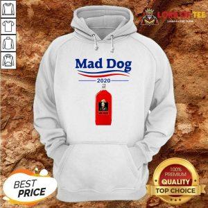 Mad Dog MD 2020 Hoodie - Desisn By Lordoftee.com