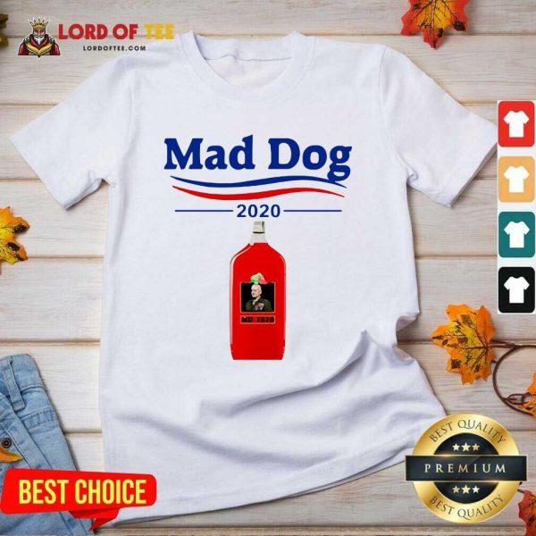 Mad Dog - Desisn By Lordoftee.com MD 2020 V-neck