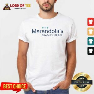 Marandolas Bradley Beach Shirt - Desisn By Lordoftee.com