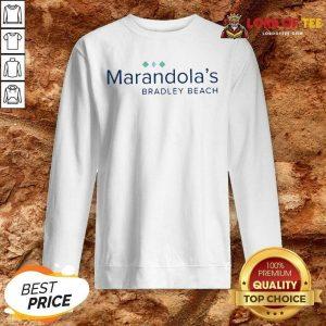 Marandolas Bradley Beach Sweatshirt - Desisn By Lordoftee.com