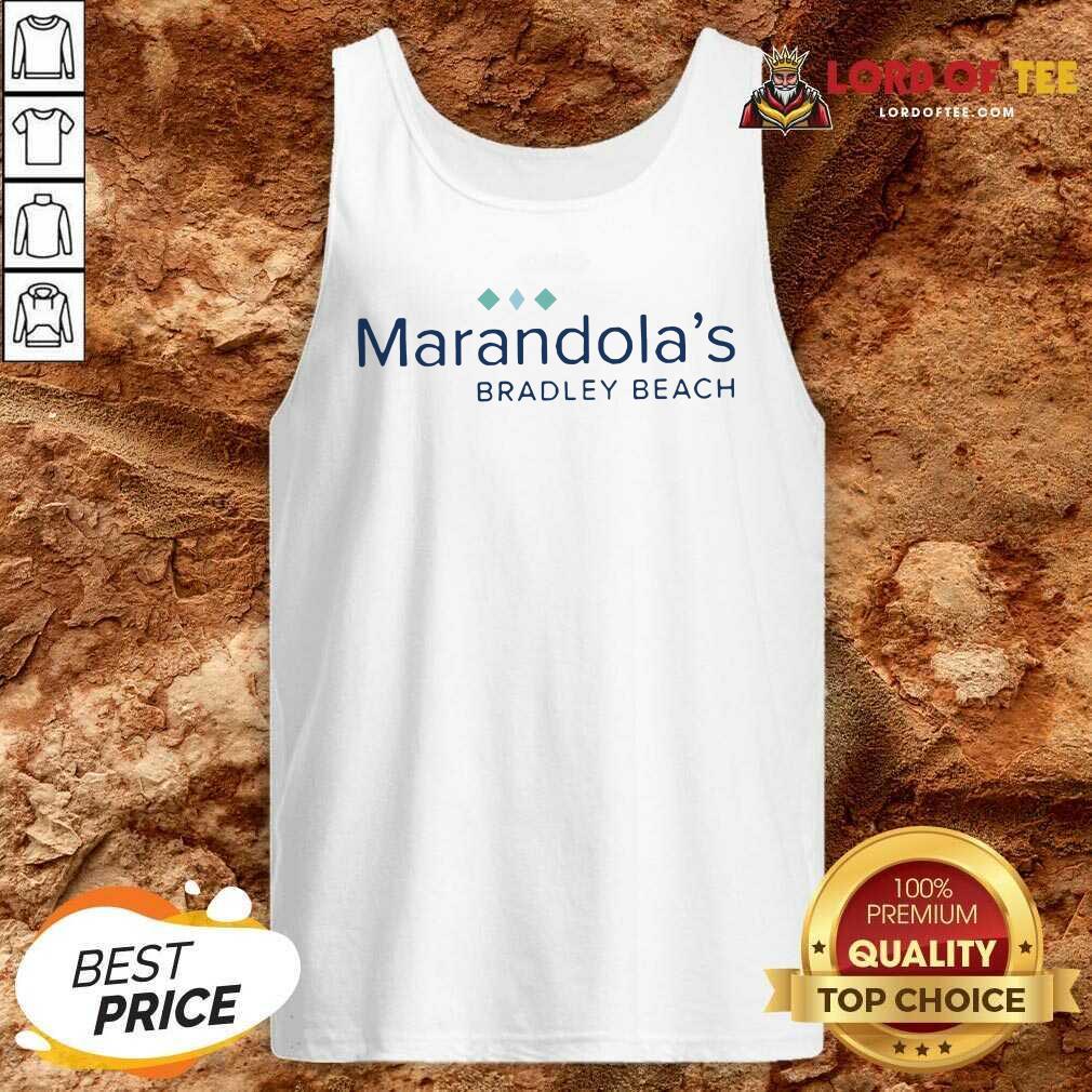 Marandolas Bradley Beach Tank Top - Desisn By Lordoftee.com