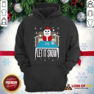 Walmart Cocaine Santa Let It Snow Santa Cocaine Christmas Sweater Hoodie-Design By Lordoftee.com