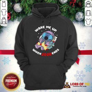 Stitch Wake Me Up When 2020 Ends Hoodie-Design By Lordoftee.com