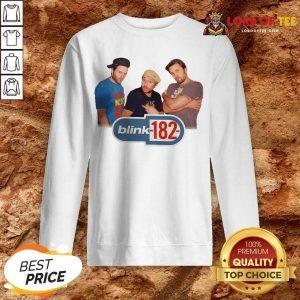 Its Always Sunny In Philadelphia Blink 182 Sweatshirt