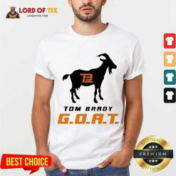 Tom Brady Goat Champions 2021 V-neck