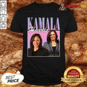 Kamala Harris Rap Hip Hop 90s Retro Vintage Shirt