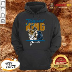 Official Super Jaguar King Jacksonville Tiger King Hoodie