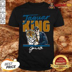 Official Super Jaguar King Jacksonville Tiger King Shirt