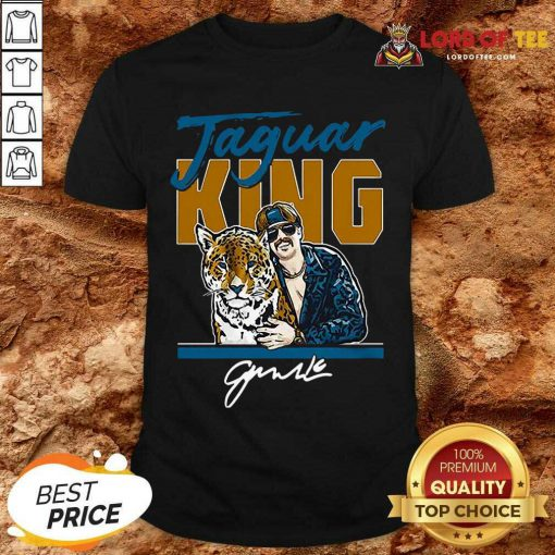 Official Super Jaguar King Jacksonville Tiger King Shirt