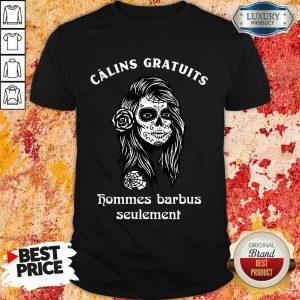 Funny Cinco De Mayo Câlins Gratuits Hommes Barbus Seulement Shirt