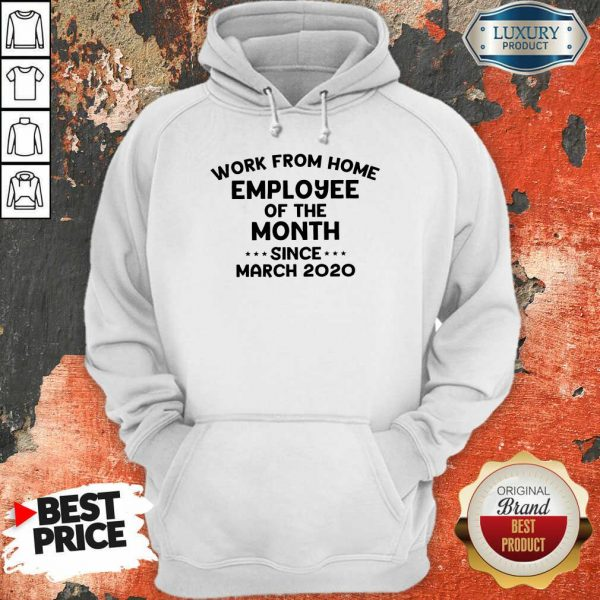 2020 Employee Of The Month Hoodie