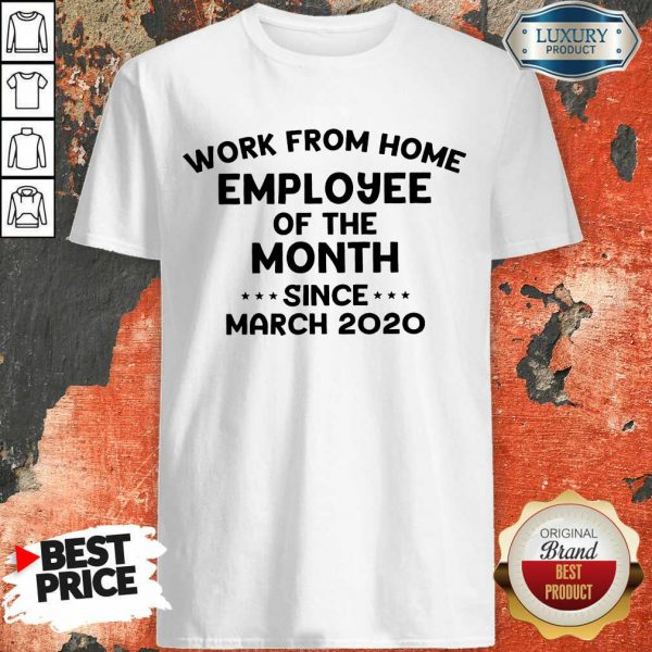 2020 Employee Of The Month Shirt