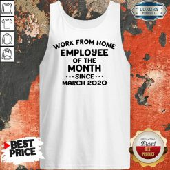 2020 Employee Of The Month Tank Top