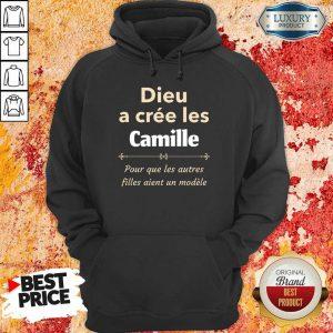 Dieu A Cree Les Camille Hoodie