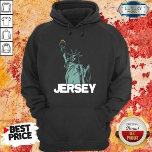 New Jersey Statue Of Liberty Hoodie