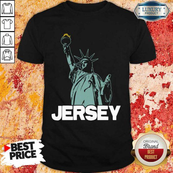 New Jersey Statue Of Liberty Shirt