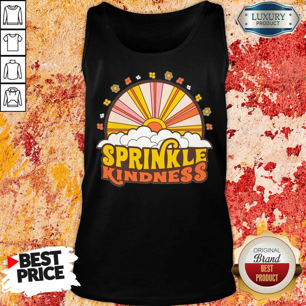 Sprinkle Kindness Tank Top