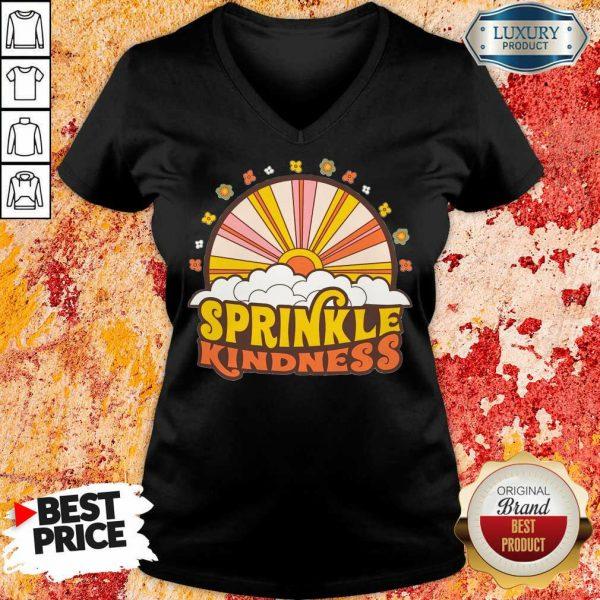 Sprinkle Kindness V-neck