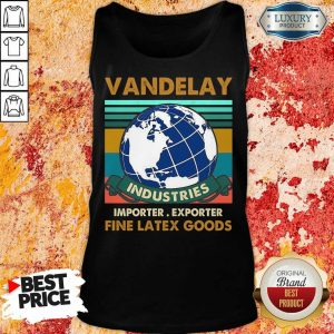 Vandelay Importer Exporter Fine Latex Goods Tank Top