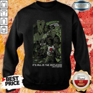 Warrior Culture Gear Big Trouble Sweatshirt